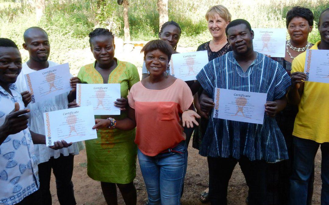 Verslag groep 77 Ghana
