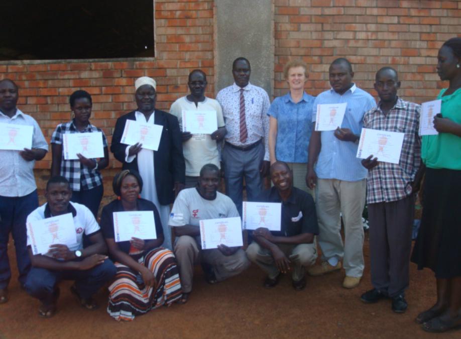 Verslag groep 76 Oeganda