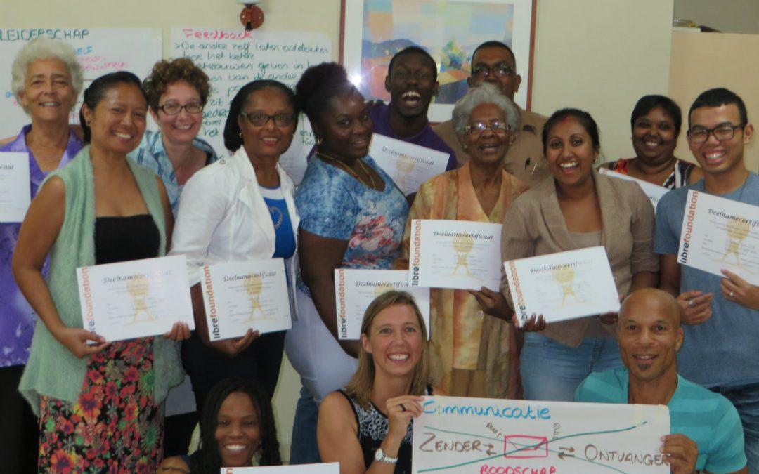 Verslag groep 94 Suriname