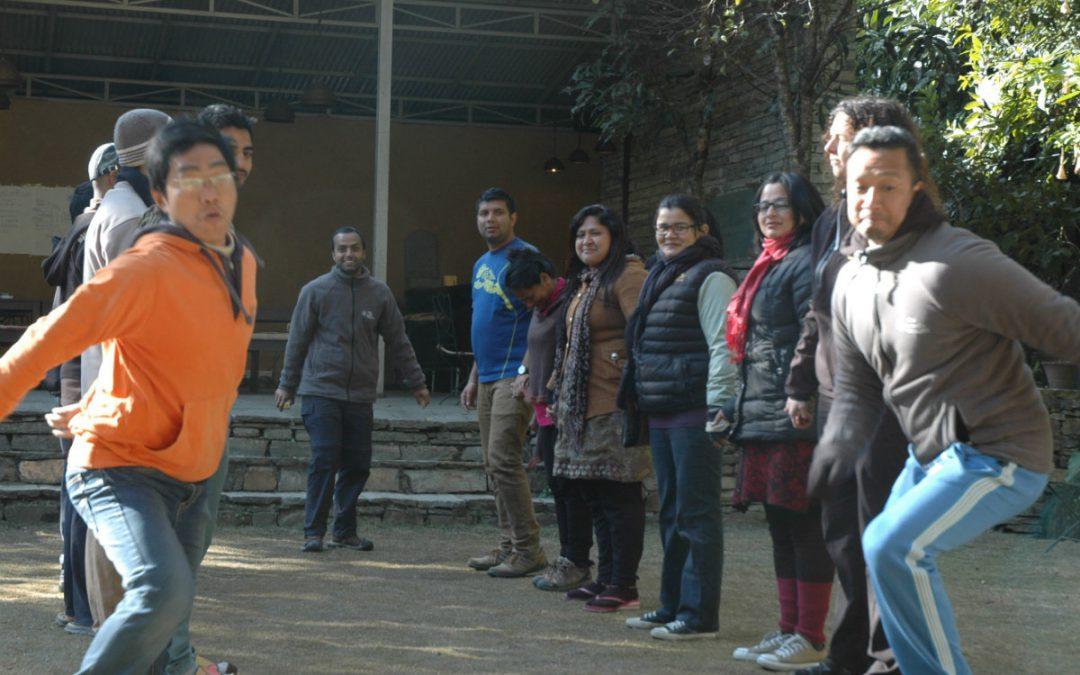 Verslag groep 40 Nepal