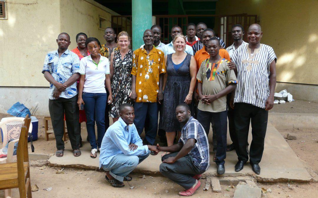 Verslag groep 59 Ghana en follow-up groep 33.1