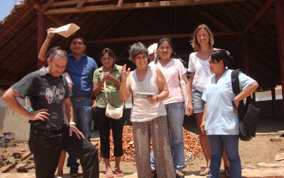 Verslag groep 58 Bolivia en follow-up groep 47.1