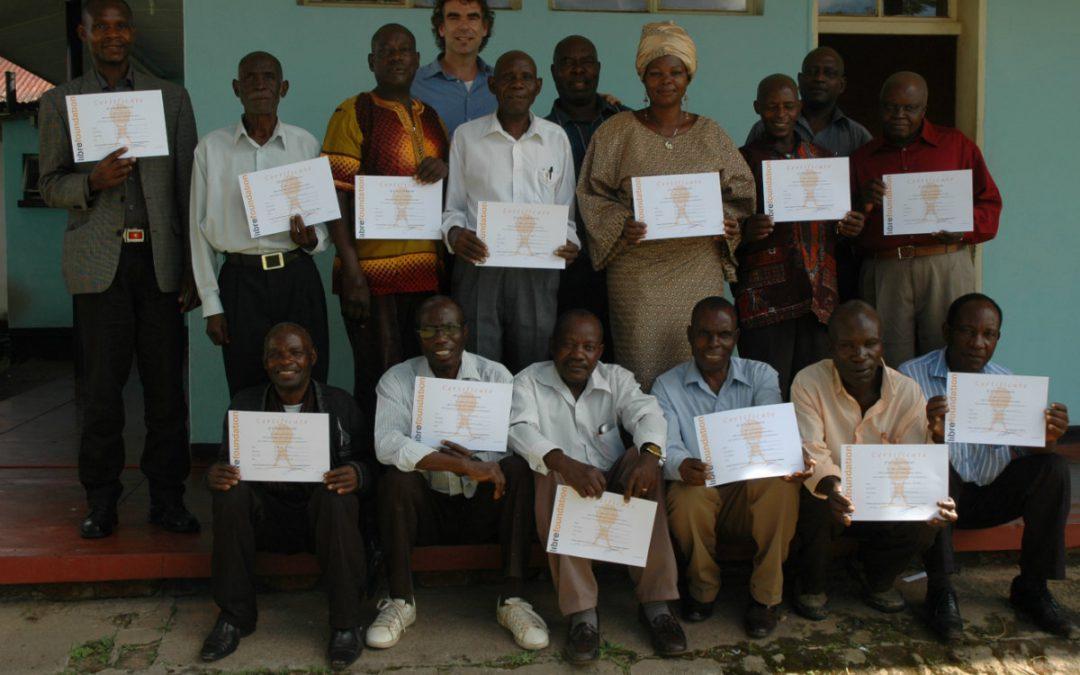 Verslag groep 88 Zambia en follow-up groep 54.1