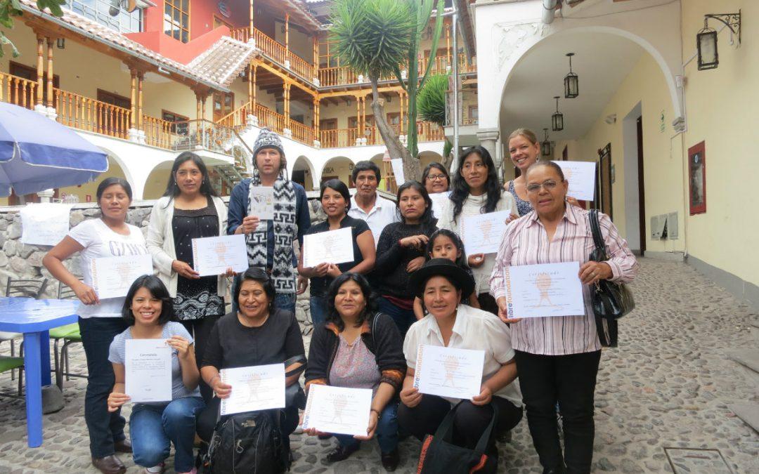 Verslag groep 86 Peru