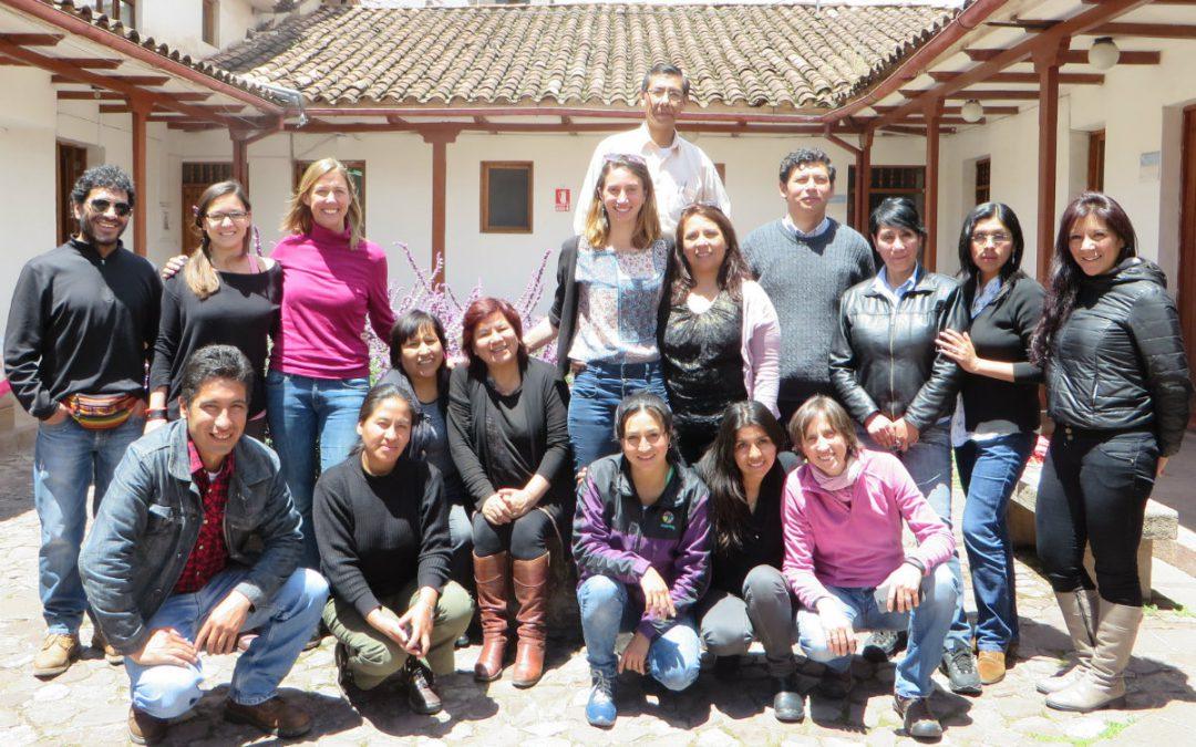 Verslag groep 84 Peru