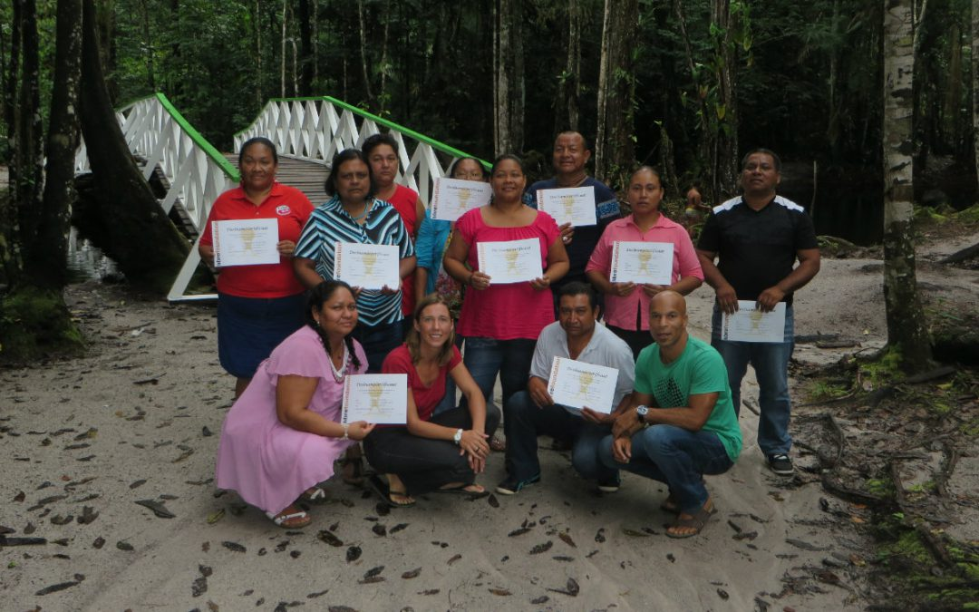 Verslag groep 95 Suriname