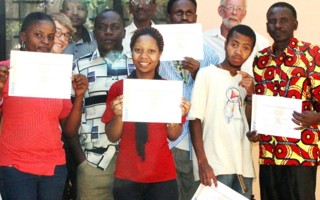 Verslag groep 80 en follow-up groep 64.1 Tanzania