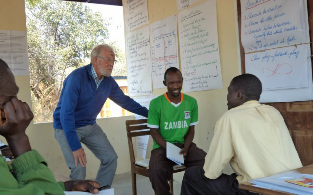 Verslag groep 39 Zambia en follow-up 23.1