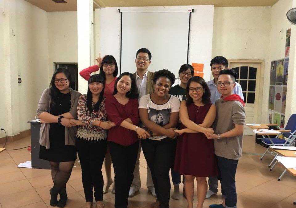 Verslag groep 93 Vietnam en follow-up groep 72