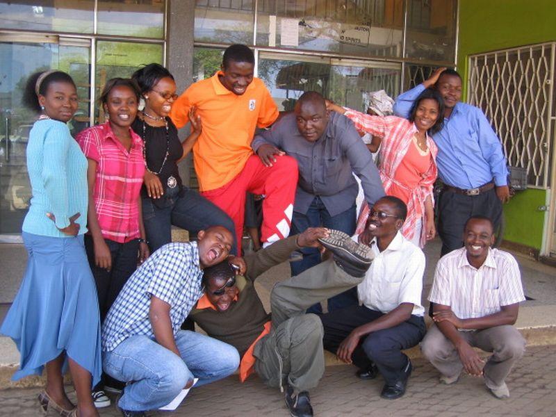 Verslag groep 5 Kenia