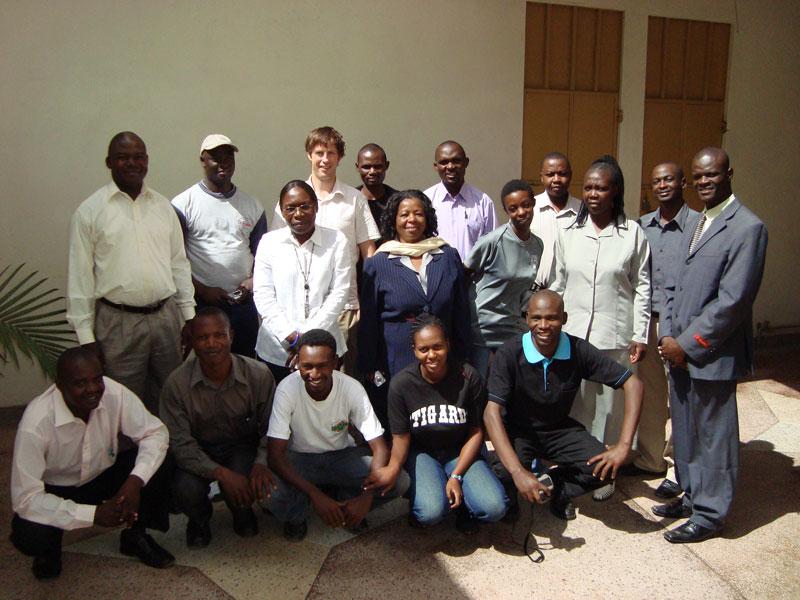 Verslag groep 2 Kenia