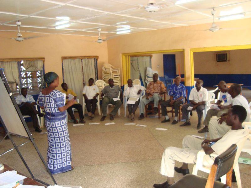 Verslag groep 7 Ghana