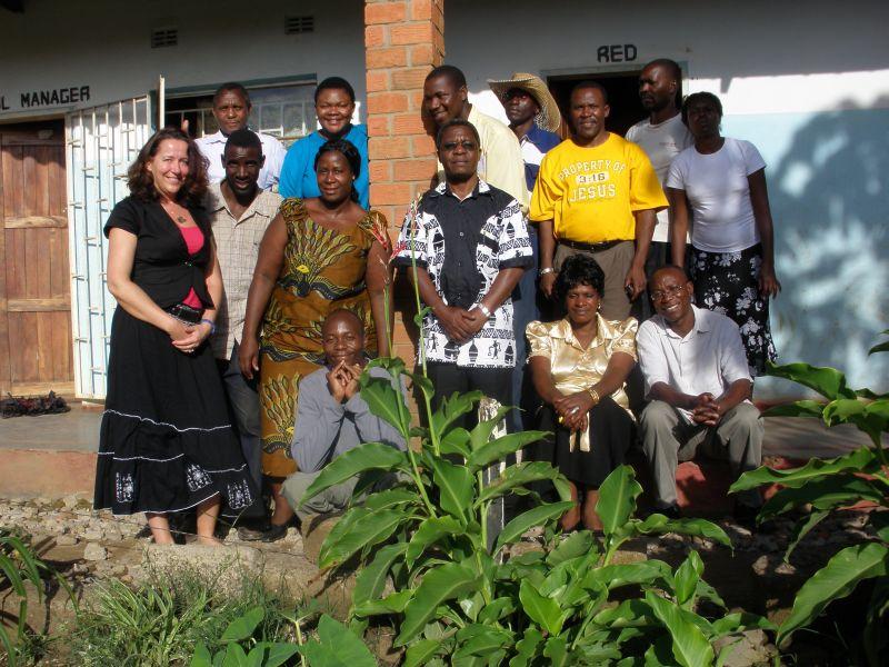 Verslag groep 6 Zambia