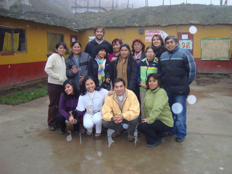 Verslag groep 4 Peru