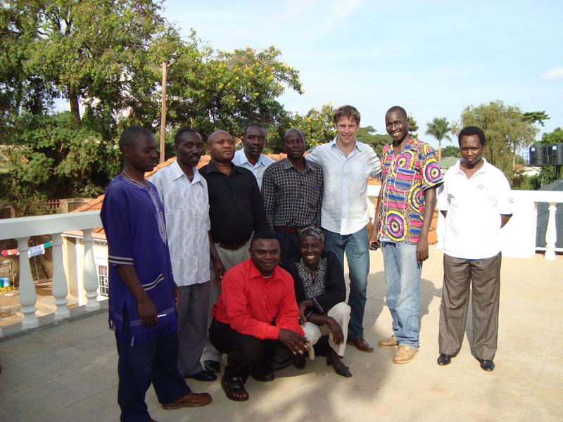 Verslag groep 1 Oeganda