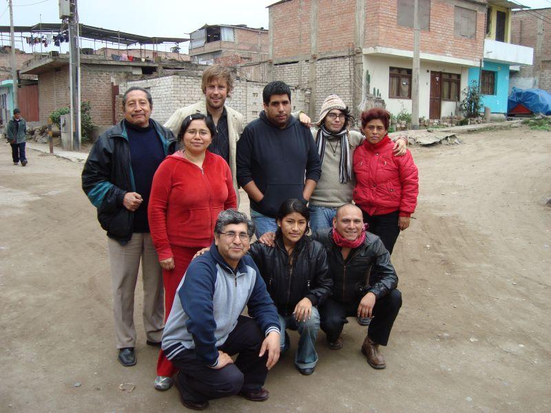Verslag groep 3 Peru