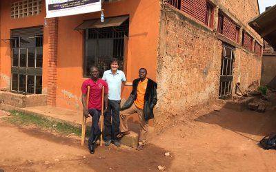 Rap-verslag groep 118 Oeganda
